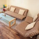 Уютный трёхуровневый двухместный апартамент № 4